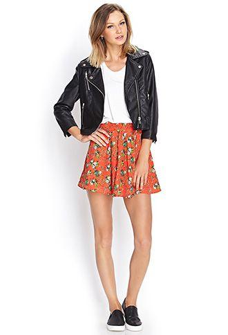 Forever 21 | Green midi skirt, Sleeveless tops summer