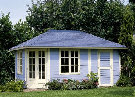 Garden Shed Colour Schemes Google Search
