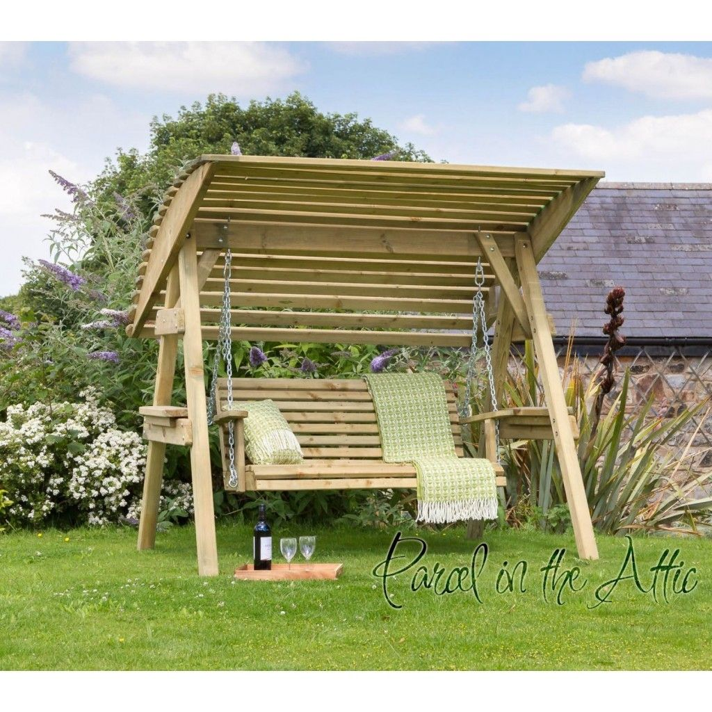 outdoor chair amazon porch cover and garden cappuccino swing canopy person hammock dp lounger bed patio com