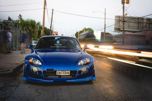 S2k blue blurr