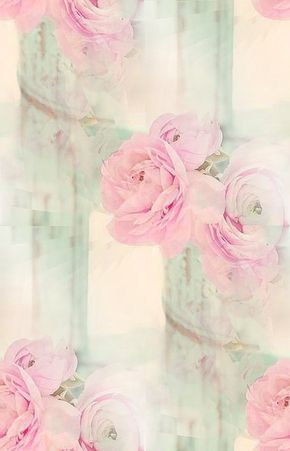 Dreamy Pink Flowers