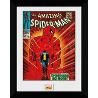 GBPosters | Rakuten.co.uk Shopping: Marvel Spiderman No More Framed Photographic Print Buy Marvel Spiderman No More Framed Photographic Print Marvel Spiderman No More Framed Photographic Print: PFC693 from GBPosters | Rakuten.co.uk Shopping
