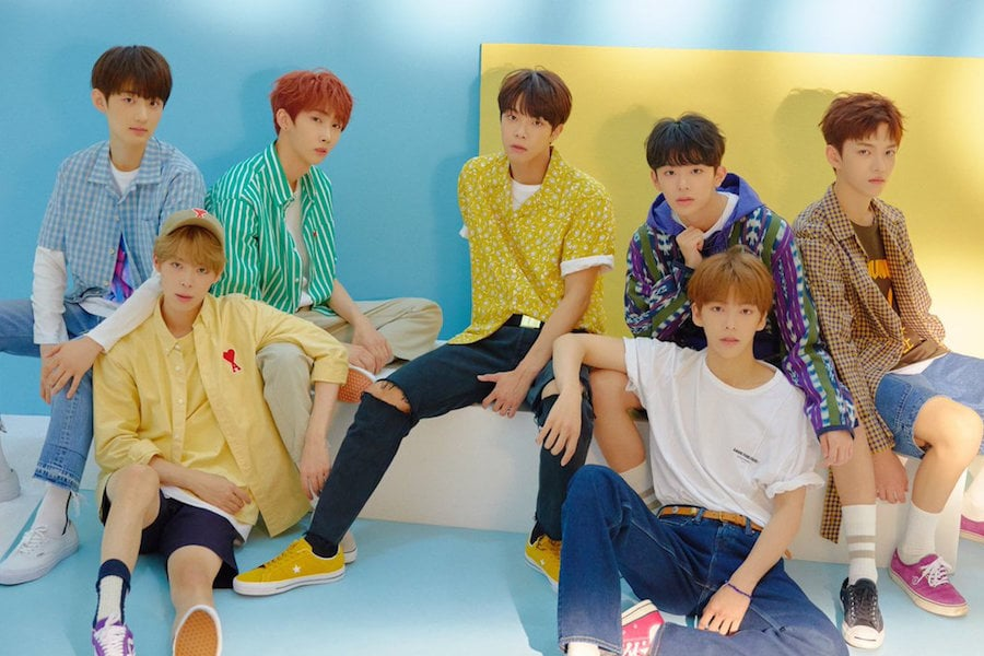 Jellyfish Entertainment S New Boy Group Verivery Announces Upcoming Official Debut Soompi Jellyfish Entertainment Boy Groups Pop T