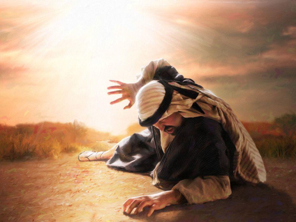 Textos Y Porciones De La Biblia Conversión De Saulo De San Pablo Apostol Biblia Imagen Imágenes Cristianas