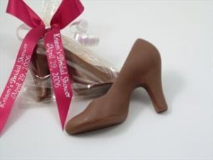 Party Favors For Women Birthday Sweet 16 Or Baby Shower Chocolate Shoes Tasty And Adorable