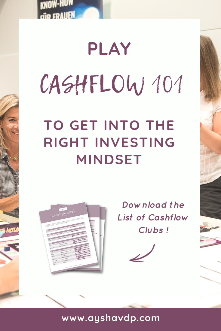 how to play cashflow