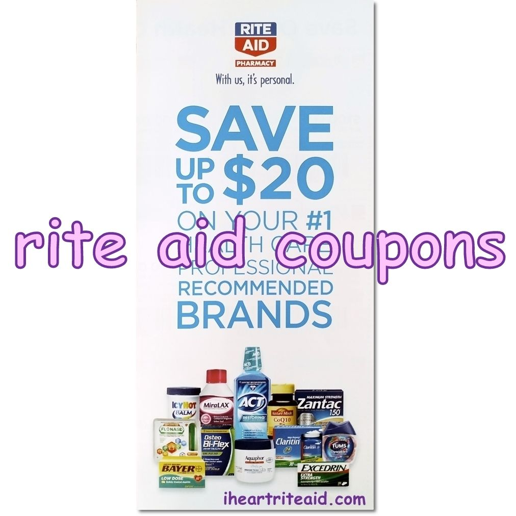 Pin by Erica Hart on i ♥ rite aid | Pinterest | Health care, Rite ...
