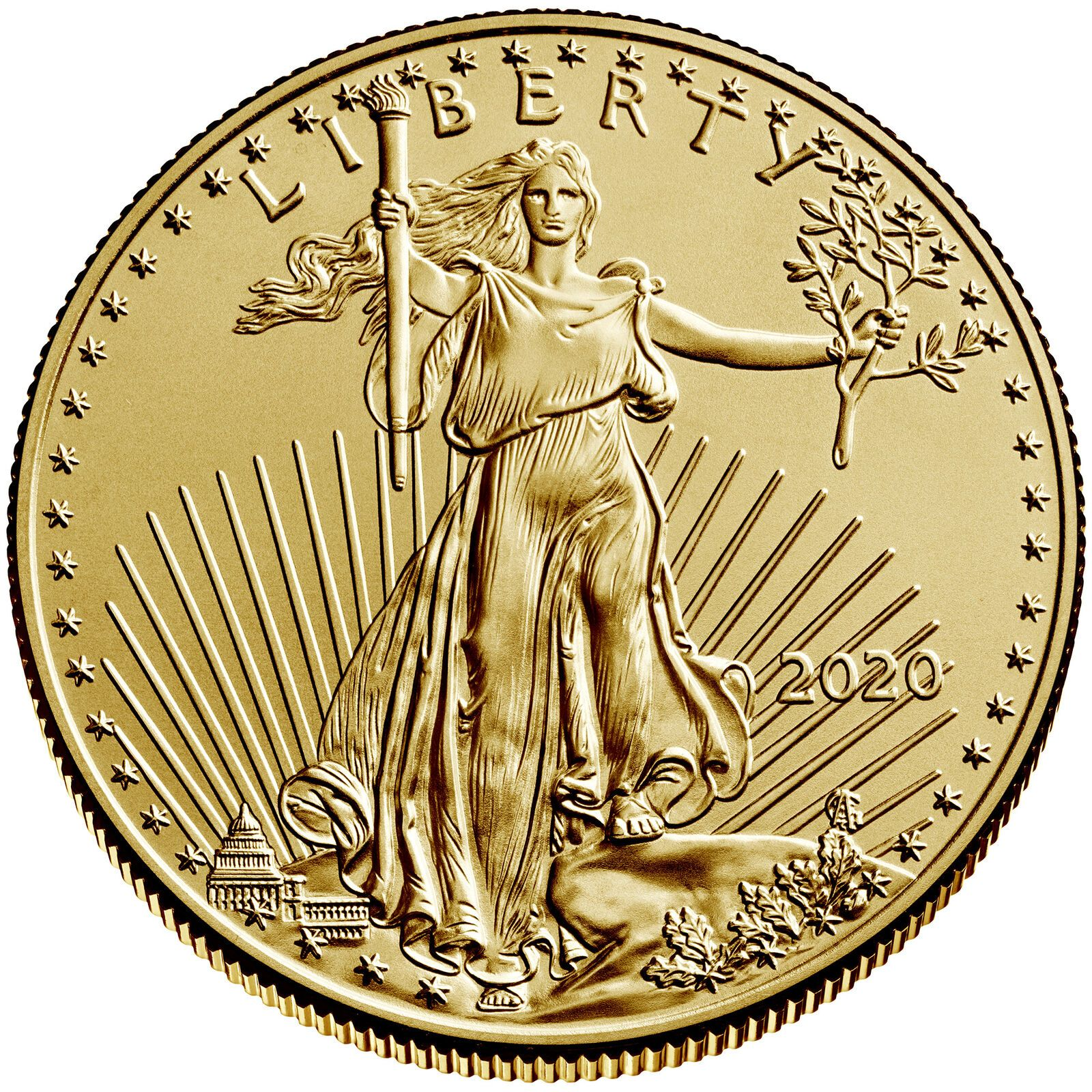 2020 5 American Gold Eagle 1 10 Oz Brilliant Uncirculated Ebay In 2020 Pragung Alte Munzen Goldankauf