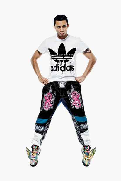 8c2b6435b9ff Image of Jeremy Scott x adidas Originals 2013 Spring Summer Lookbook