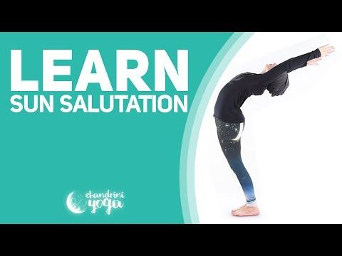 10 learn the classical sun salutation sequence  surya