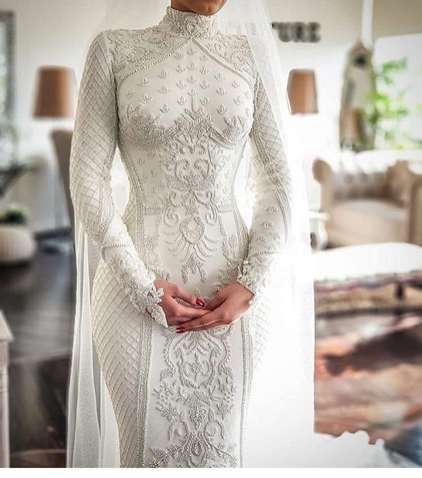 Pin by Rizanaj Adisa on H+F Bride Fashion in 10  Bridal dresses