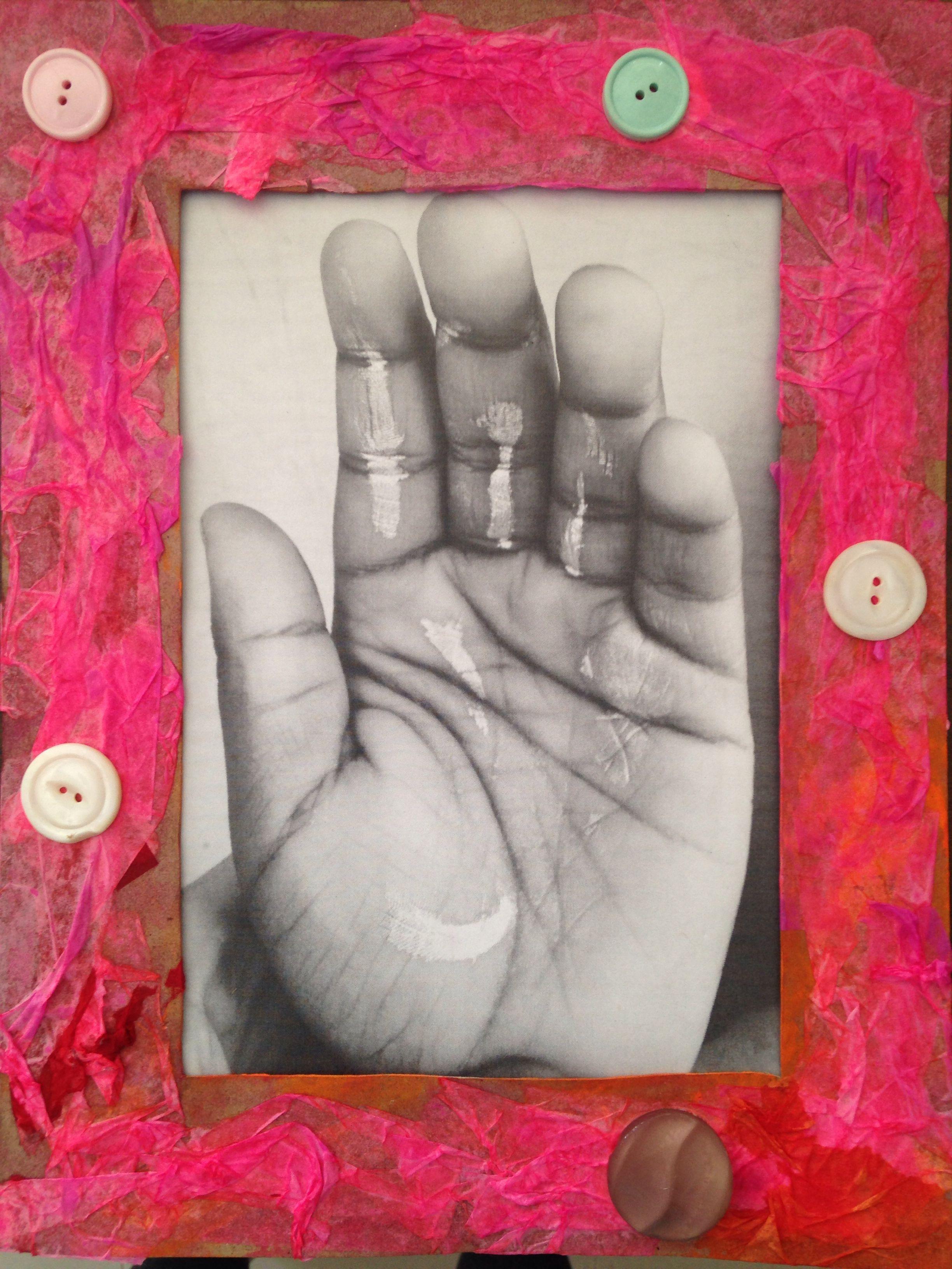 Petites mains d'artistes