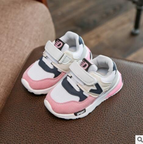 c612dab8c Niños Sport Casual Shoes Kids Running Shoes Hombre Mujer Zapatillas de  Suela de Suave de Algodón