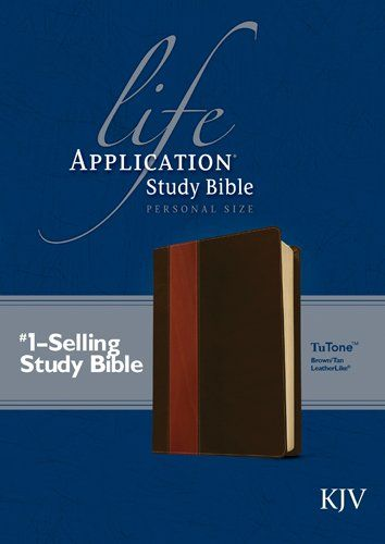 Life Application Study BibleKJV Great notes and maps