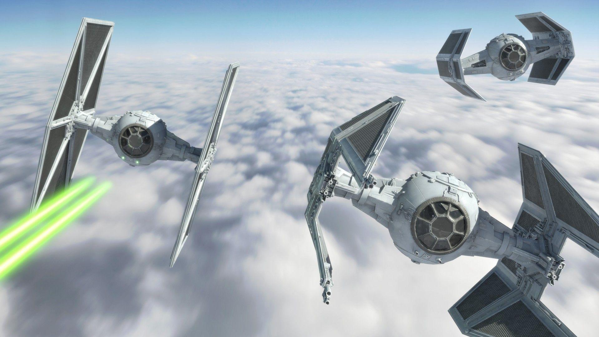 Star Wars #starwars tie fighter Interceptor | Star wars ships, Military star, Star wars concept art