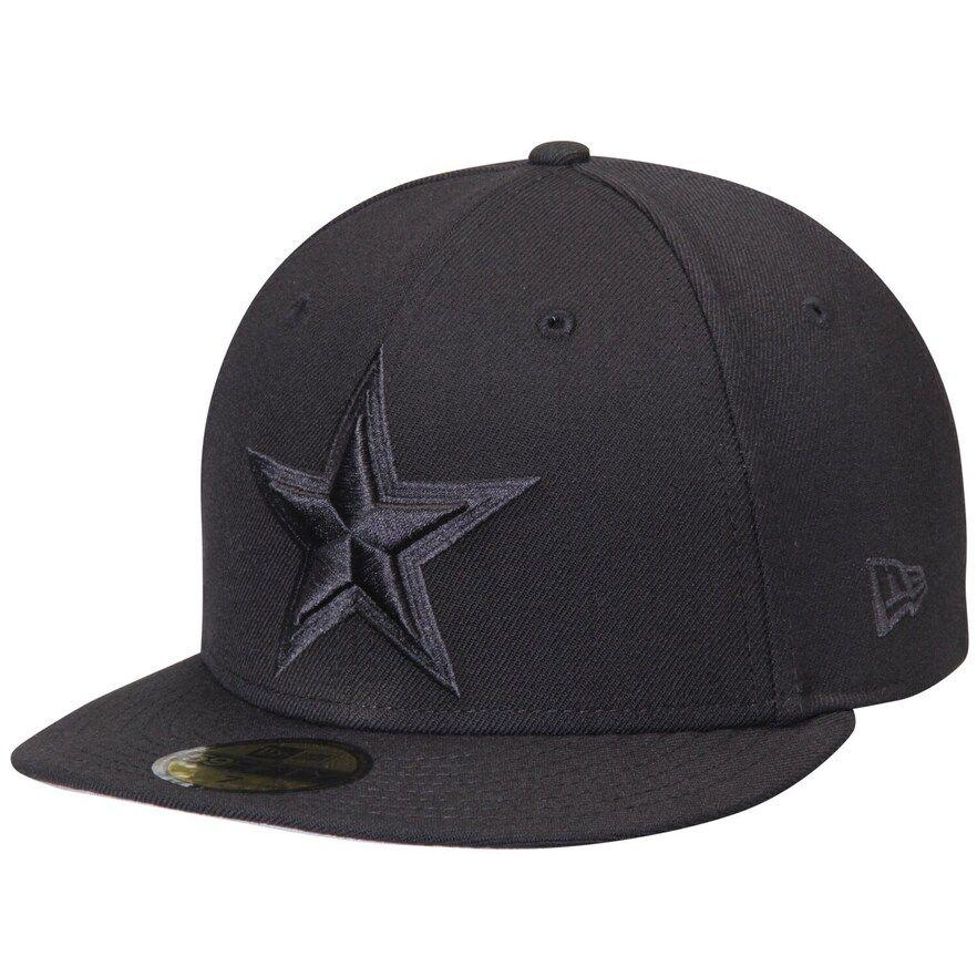 black dallas cowboys cap