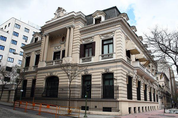 200 Ideas De Palacios Palacetes De Madrid Palacios Fotos Antiguas Madrid Fotos Antiguas