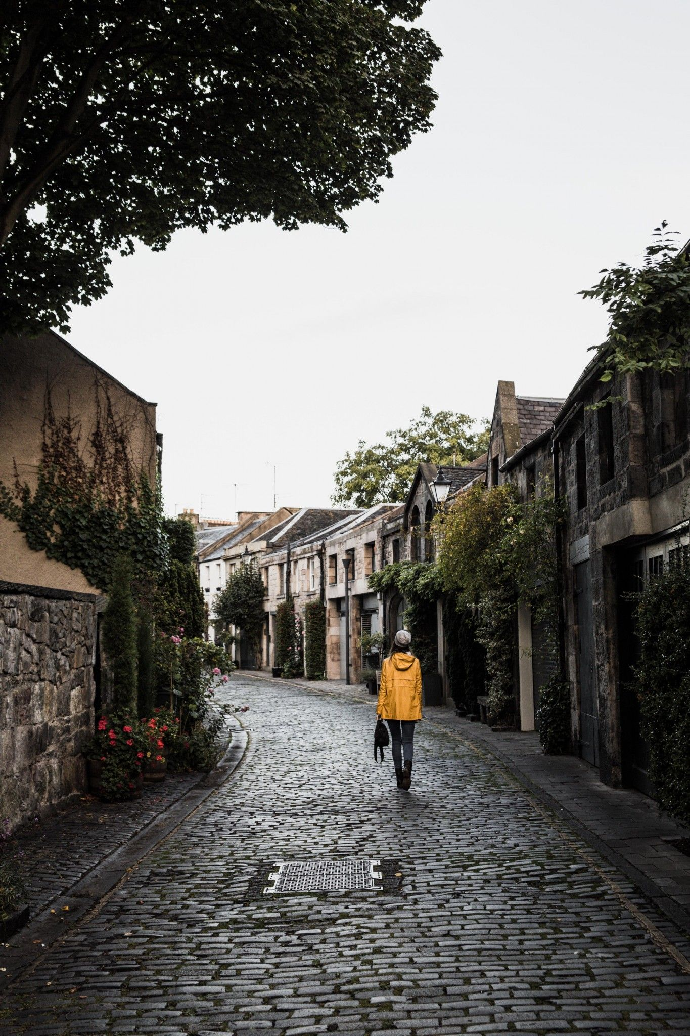 Circus lane edinburgh places to travel edinburgh