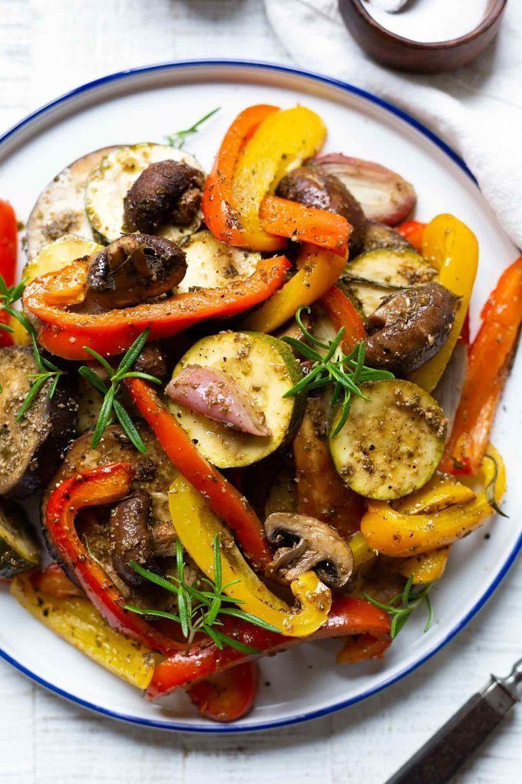 Italienische Antipasti selber machen Rezept - Kochkarussell #quickandeasydinnerrecipes