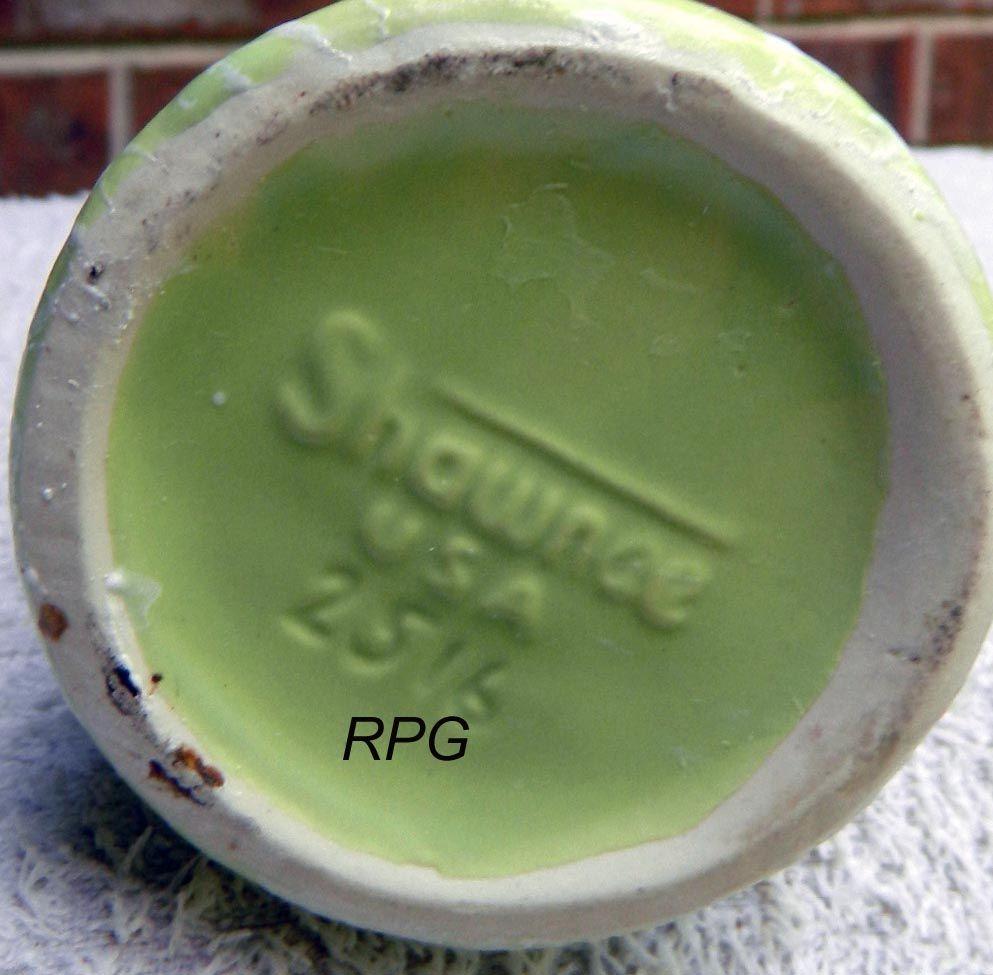 Shawnee Pottery Marks | Shawnee pottery, Pottery marks