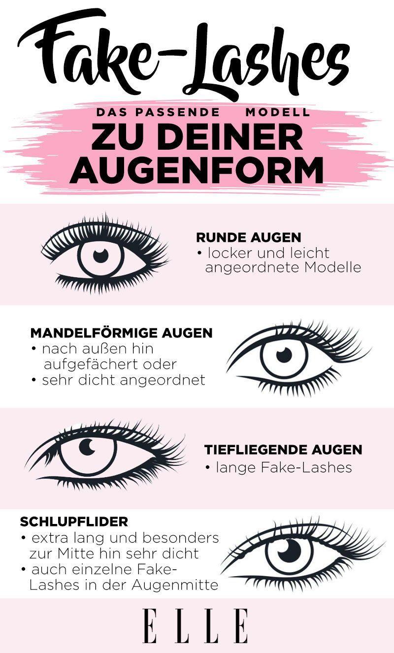 Pin Von Hannah Auf Make Up In 2020 Augenformen Gefalschte