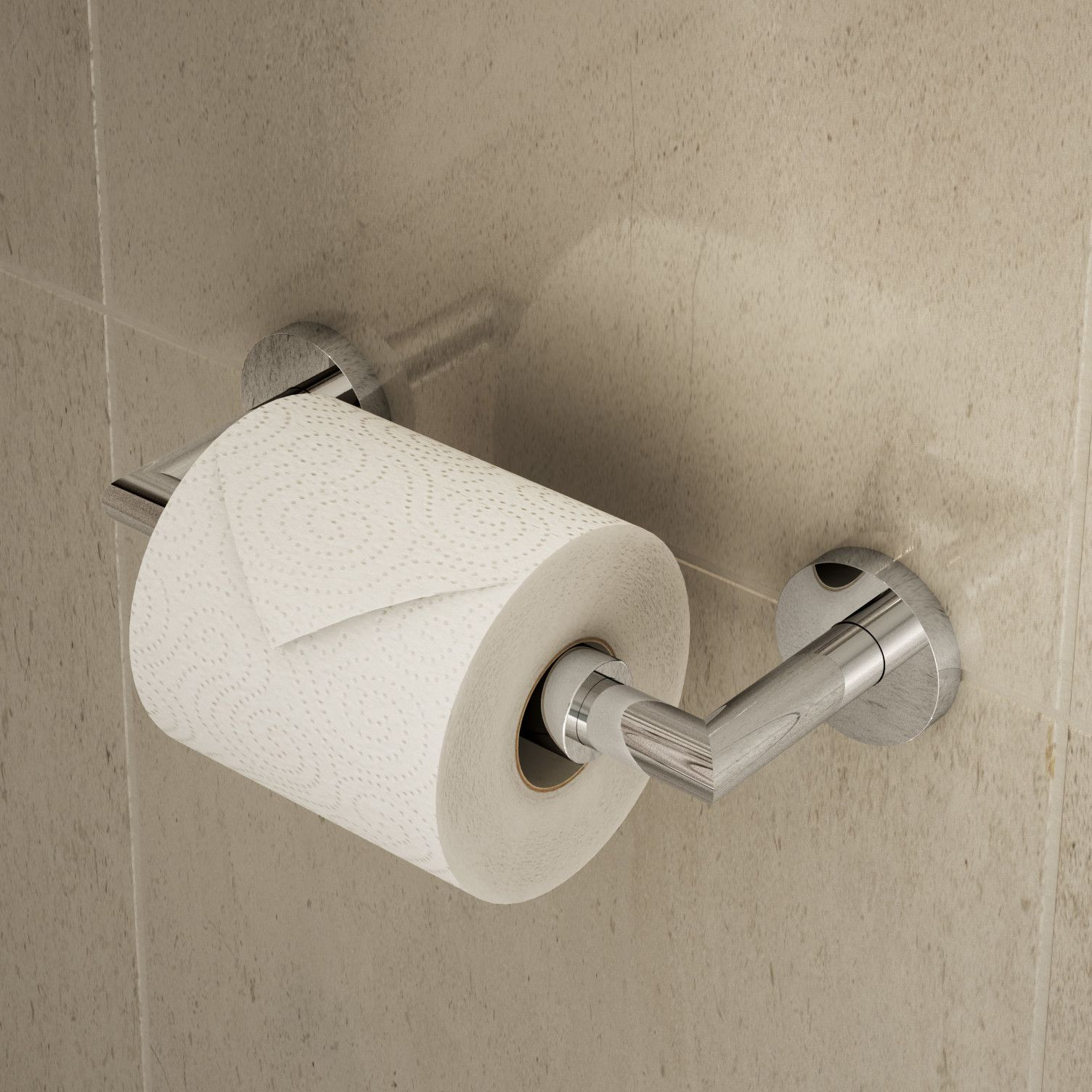 Identity Wall Mounted Toilet Paper Holder Wall Mounted Toilet