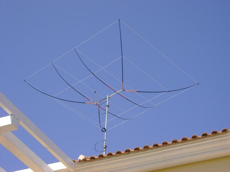 Nice amateur beam antenna lovely