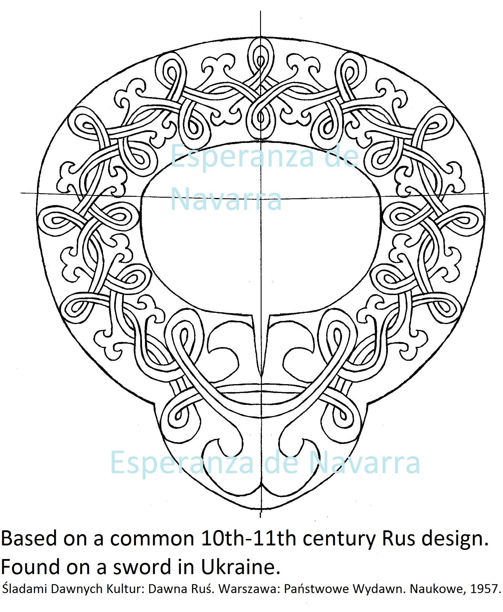 Embroidered Neckline 1 Rus Based Viking Embroidery Medieval Embroidery Viking Pattern