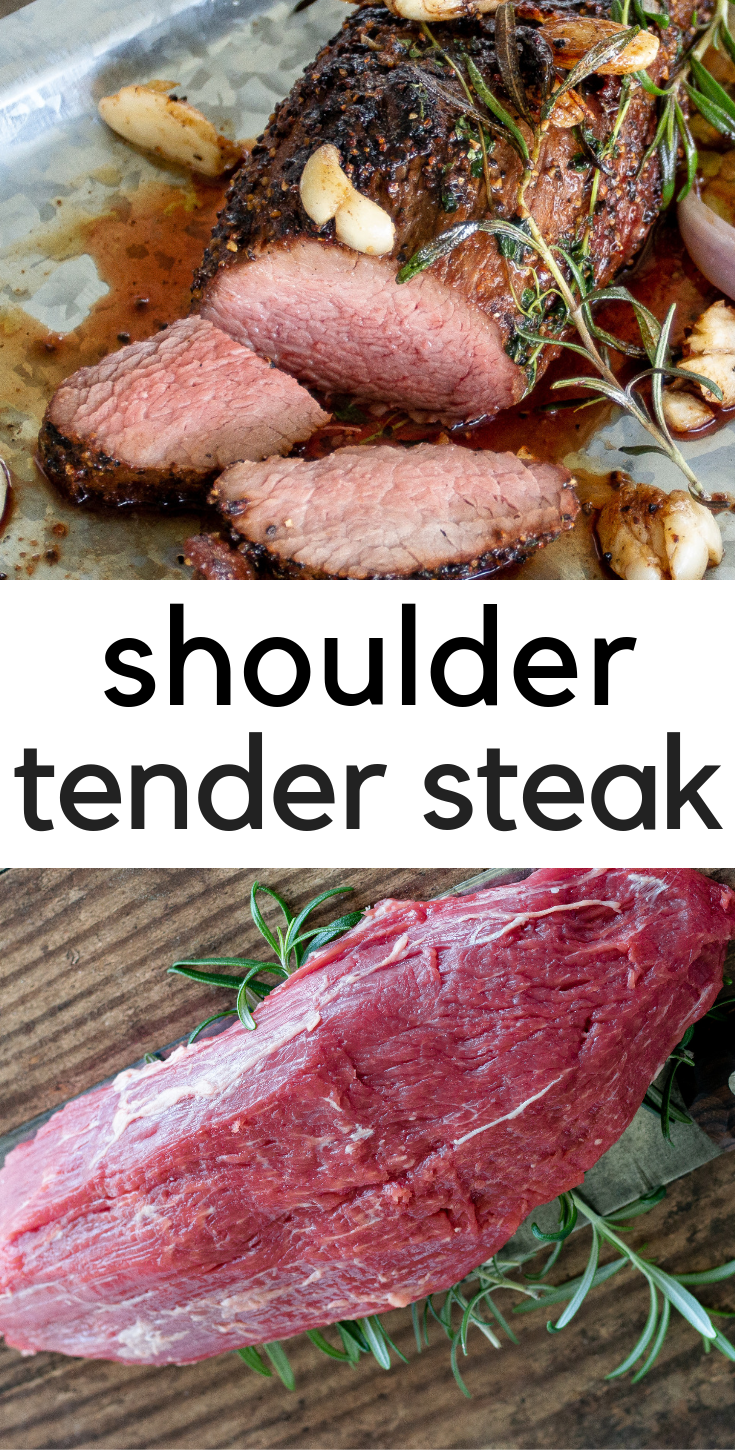 Shoulder Tender Or Teres Major Steak The Most Tender Steak You Re Probably Not Eating Recipe Tender Steak Steak Filet Recipes