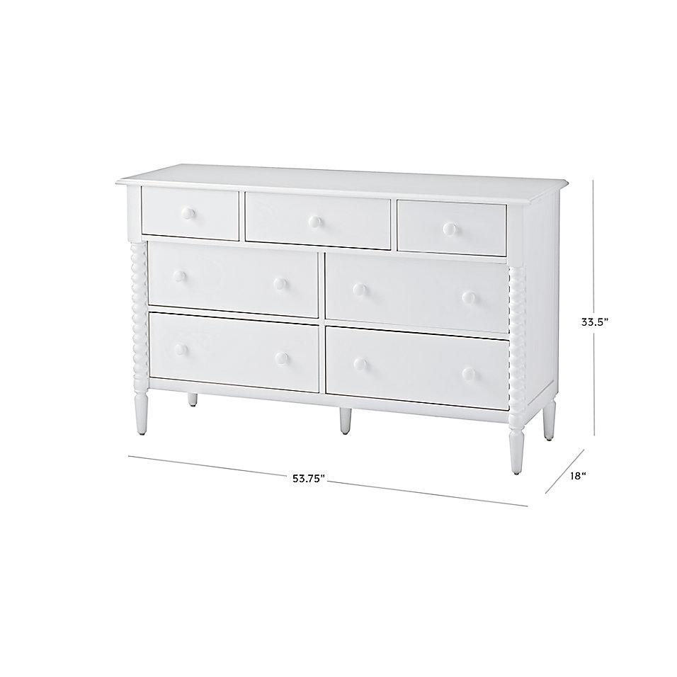 Kids Jenny Lind Wide White Dresser Reviews Crate And Barrel White Dresser Kids Jenny Lind Dresser [ 956 x 956 Pixel ]