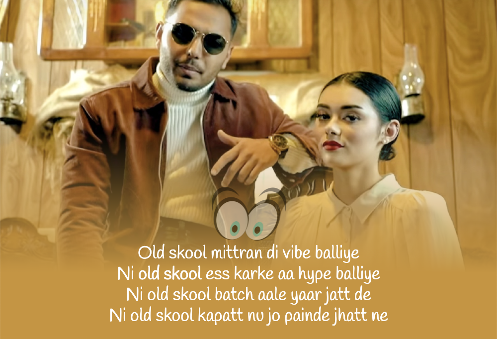 Old Skool Lyrics Prem Dhillon Sidhu Moose Wala Dekhogaana Com In 2020 Lyrics Songs Rap Lyrics