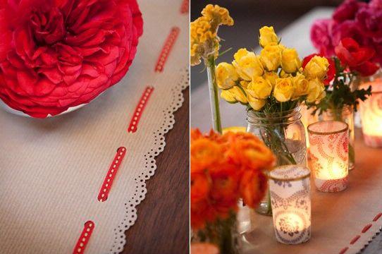 Mini flowers wedding pinterest centrepieces floral wedding simple wedding flower centerpieces mightylinksfo