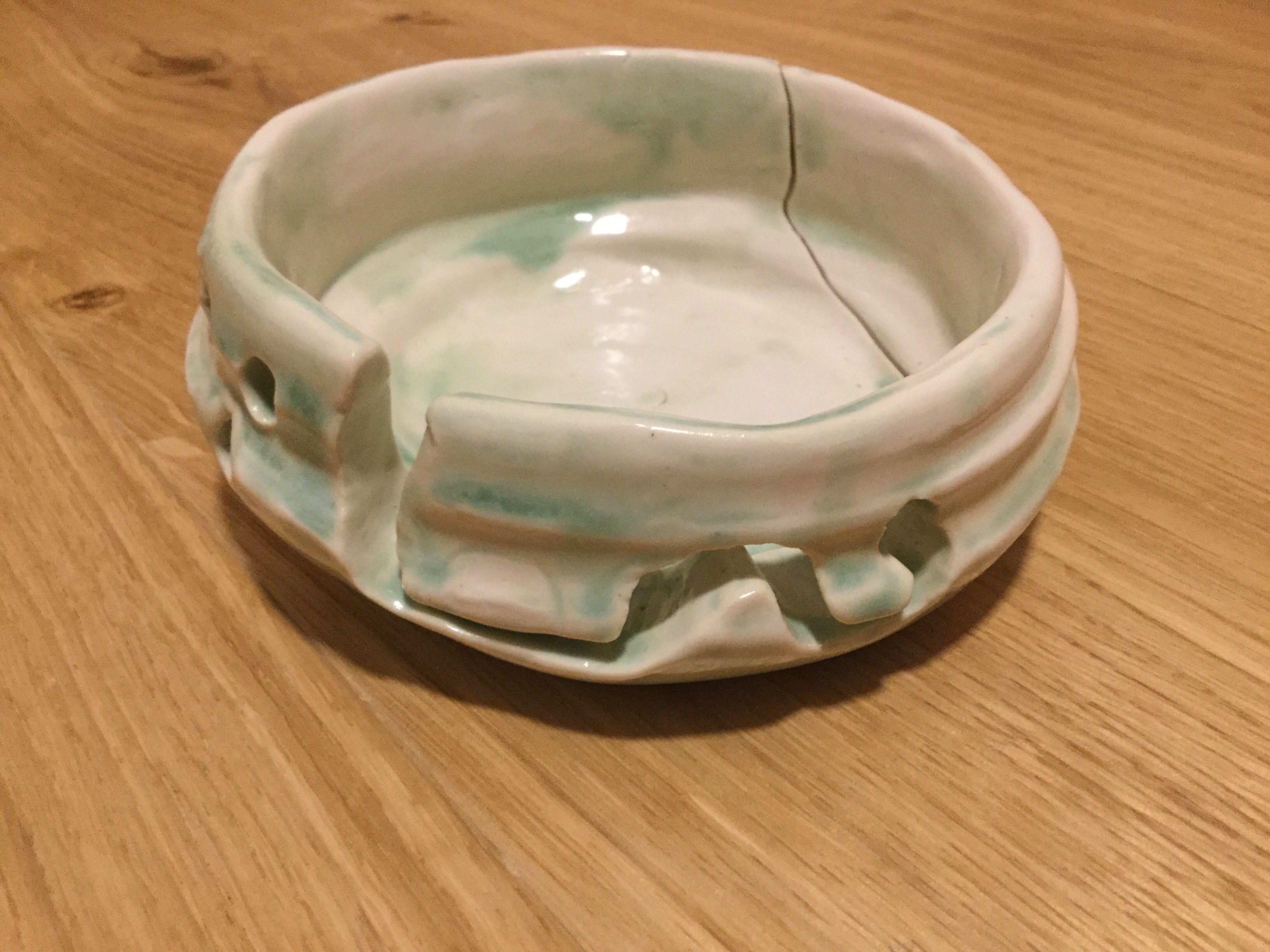 Bol de ceramica 🍚🍚🍚🍚