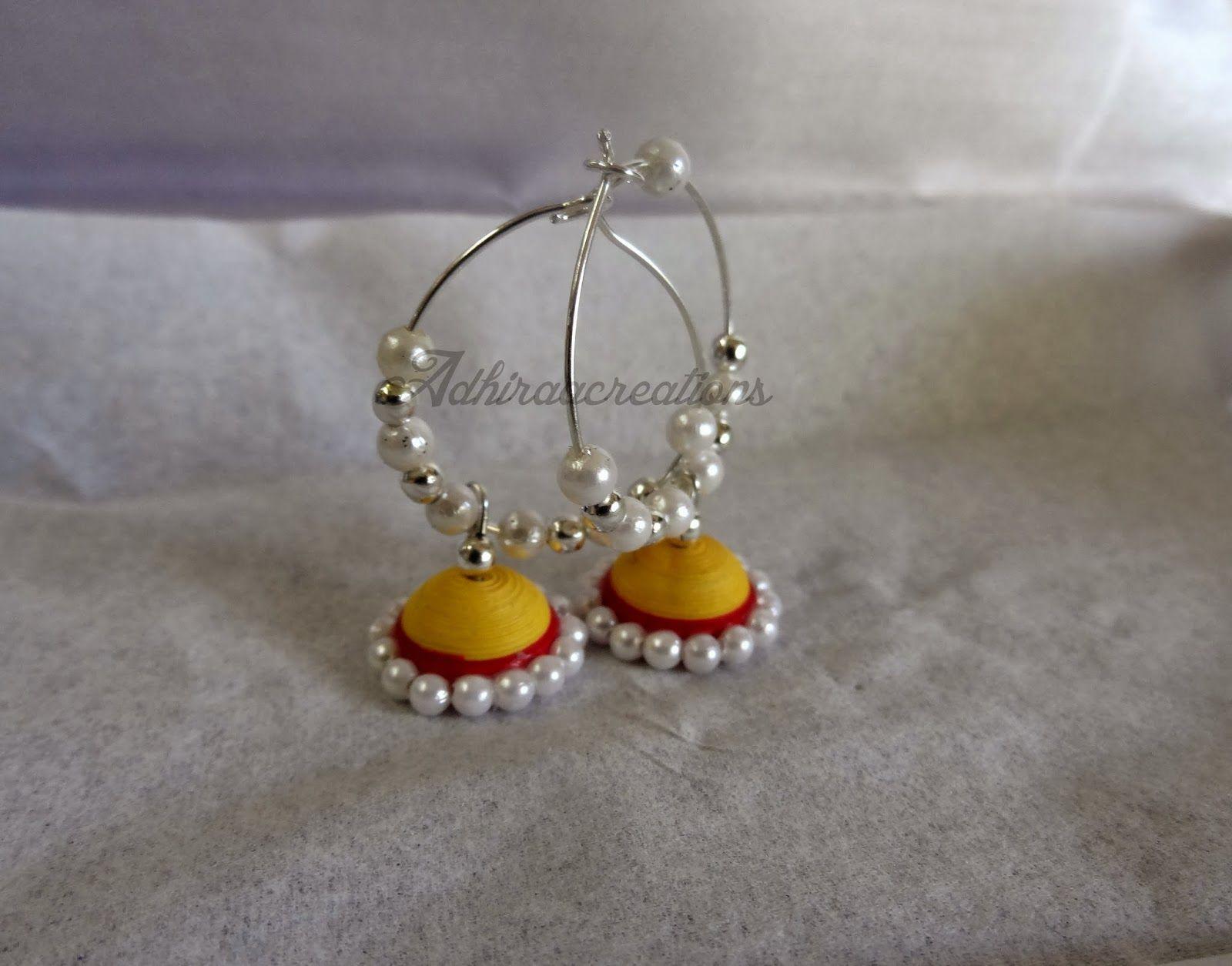 74 best Quilled earring designs images on Pinterest | Envelopes ...
