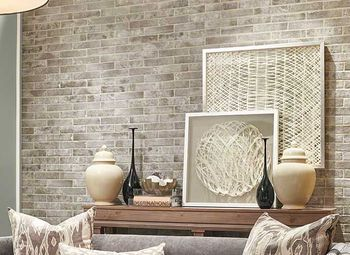 Image Result For Brick Wallpaper Living Room Ideas