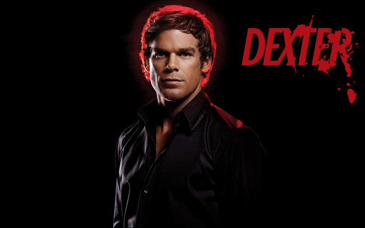 Download Wallpapers Dexter 4k Poster 2018 Movie Tv Series Michael Carlyle Hall Besthqwallpapers Com Dexter Morgan Dexter Wallpaper Michael C Hall