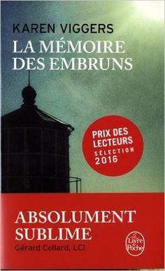 Amazon.fr - La Mémoire des embruns - KAREN VIGGERS - Livres   Livre ... d5bc8184470