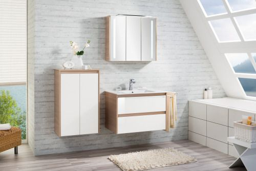 Fackelmann Badezimmer ~ Das fackelmann badmöbel taris bringt mit led leuchten flex light