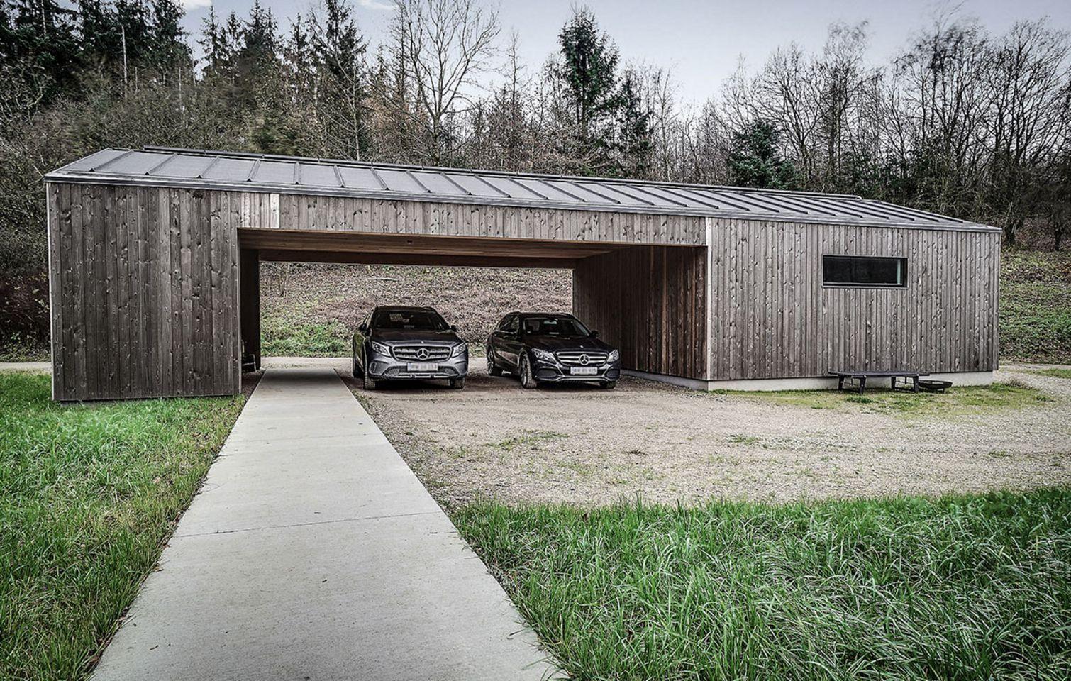 Ny carport til dit hus Få inspiration her Arkitektur
