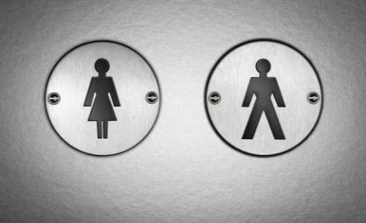 Mommy In Denial Bathroom Symbols Gender Neutral Bathrooms Women