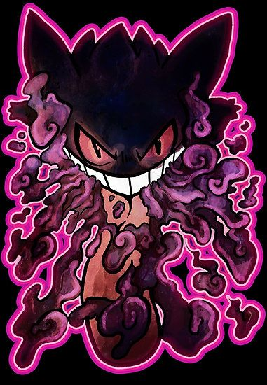 dream eater gengar by