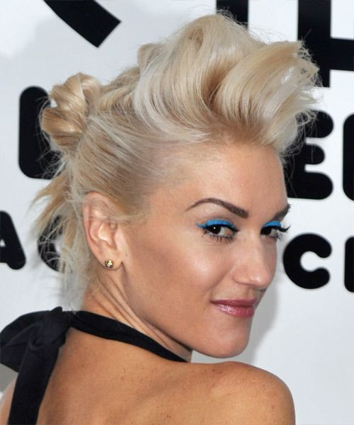 Gwen Stefani Gwen Stefani Hair Bleached Hair Hair Styles