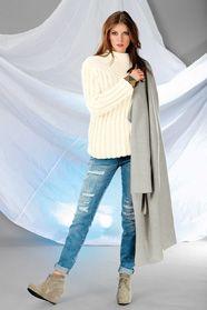 dámský ručně pletený svetr z příze Merino 50 nebo Alpha  ebe7e372c0