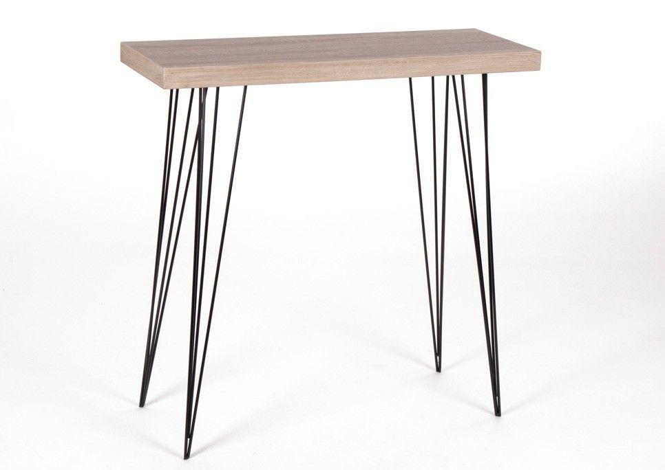 Console Retro 80x30 Decor Home Decor Table