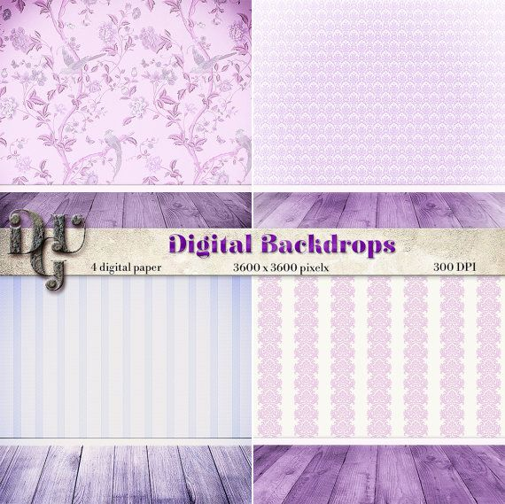 Digital Backdrop Shabby Chic room  photo by DreamUpGraphic on Etsy