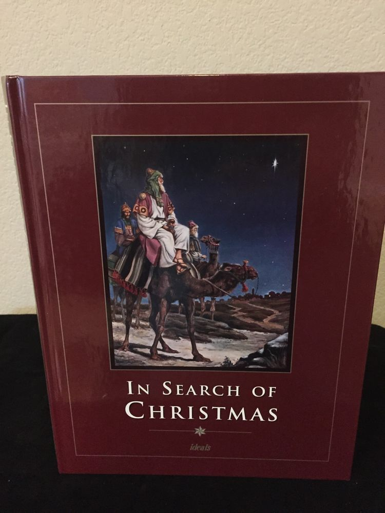 ideals in search of christmas charles c albertson 2001 - Albertsons Hours Christmas