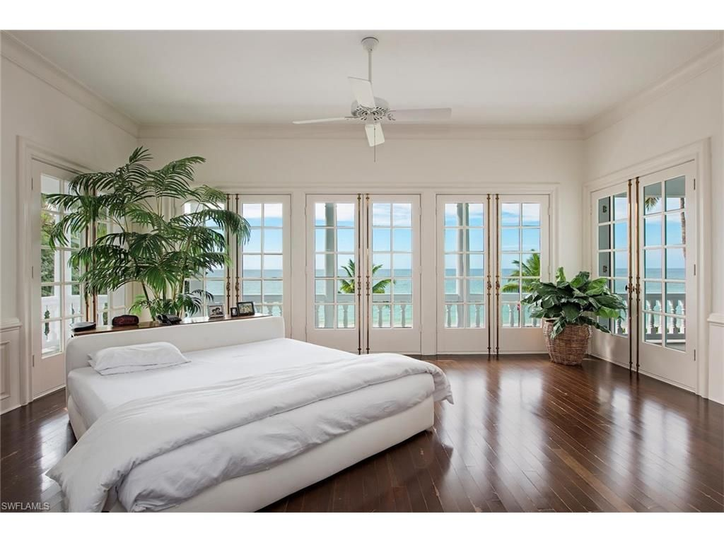 2440 gordon dr naples fl 34102 bedroom with an ocean view in