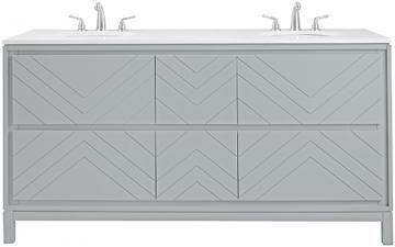 Clemente 67 Double Bath Vanity Bathroom Vanities Sink Homedecorators