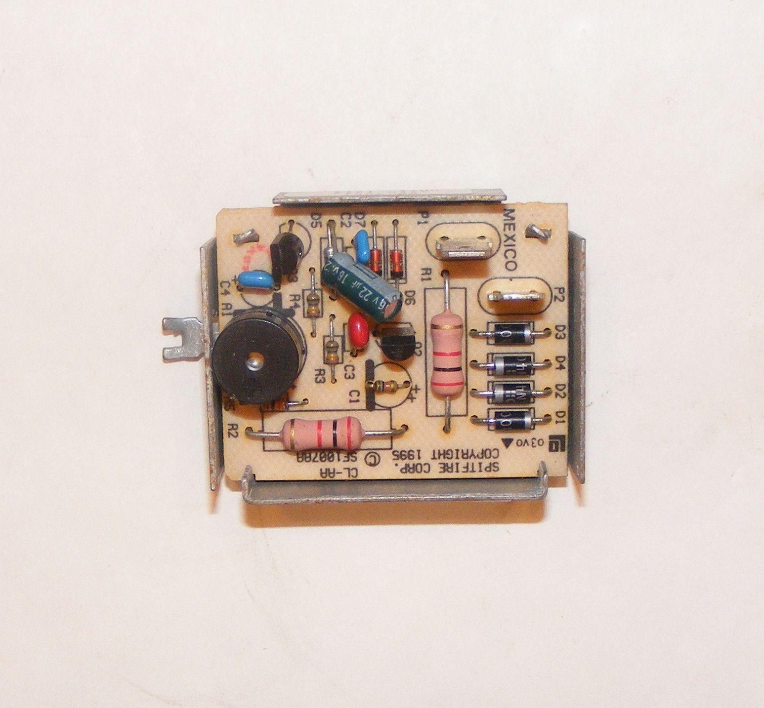 WH12X1033 WH12X1074 GE Washer Buzzer Buzzer, Appliance