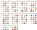 Grocery Words Edmark Functional Word Series  Grocery Words   Boardmaker .